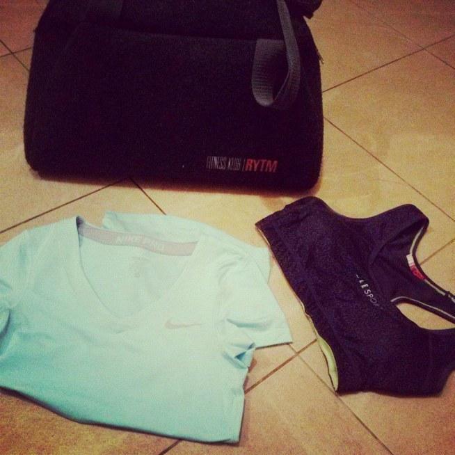 miętowy <3  więcej fit inspiracji u mnie na blogu i facebookowym funpagu o siłowni - zapraszam na Move Your Life!