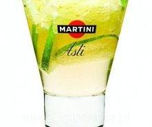 Limas Asti   Czas przygotowania: 10 minut Składniki      1/2 limonki     schłodzone Martini Asti do uzupełnienia     kruszony lód     liść mięty   Etapy przygotowania  1/2 limon...