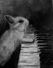:D  taki se ten króliczek :D