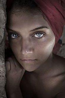 Piękna! Te oczy!