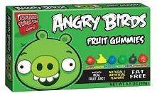 Żelki angry birds :)