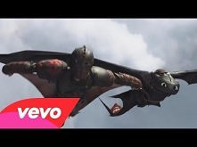 Jónsi - Where No One Goes (How To Train Your Dragon 2)   Cudowna piosenka!  W...