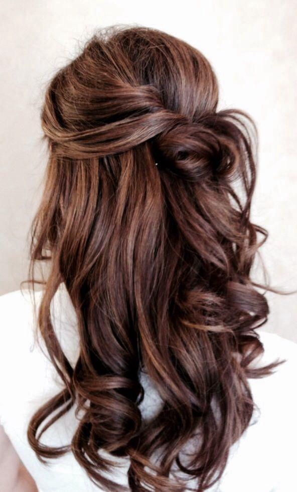 Fryzury Na Sylwester Z Długich Włosów 20 Propozy Na
