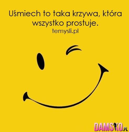 uśmiech cytaty uśmiech to podstawa! na CYTATY   Zszywka.pl uśmiech cytaty