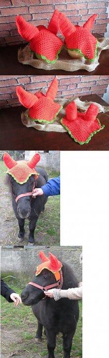 Nauszniki dla koni i kuców ...