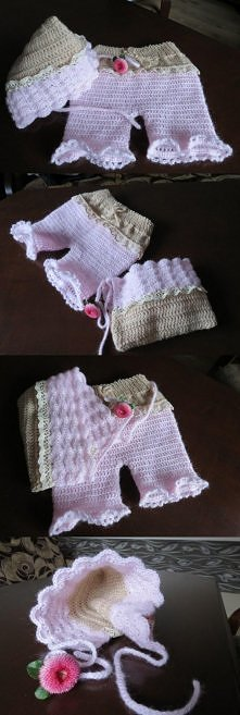 Trykocik dla małej damy:) c...