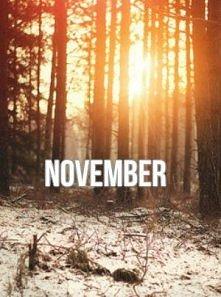 Listopad :D