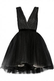 SUKIENKA #czarna #sukienka ...