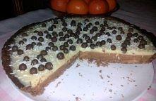 Tarta z karmelem i białą czekoladą!   Składniki na ciasto: ciasto 150 g mąki ...