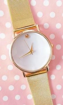 OTIEN Zegarek. Piękny złoty!