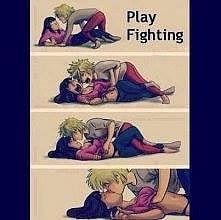play fihhting hahah *.*