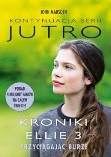 """""""Przyciągając burze"""" to finałowa odsłona losów bohaterów bestsellerowej serii..."""