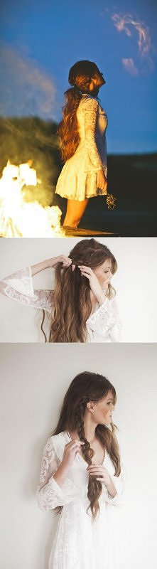 Hair Tutorial From Lindsey Pengelly