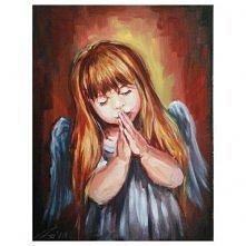 czuwający anioł
