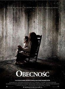 OBECNOŚĆ Lorraine Warren (Vera Farmiga) i Ed Warren (Patrick Wilson) to dwójka badaczy zjawisk paranormalnych. Pewnego dnia, zostają wezwani przez przerażoną rodzinę, na odludną...