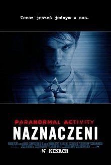 -Paranormal Activity: Naznaczeni Rodzina i przyjaciele próbują uratować Jessiego przed tajemniczymi siłami, które go nawiedzają.