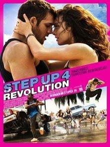 """"""" STEP UP 4 - REVOLUTION """"  Pochodzą z Miami na Florydzie. Tańczą na ulicy, w galeriach sztuki i centrach handlowych. Nie ma dla nich rzeczy niemożliwych a każda, nawe..."""