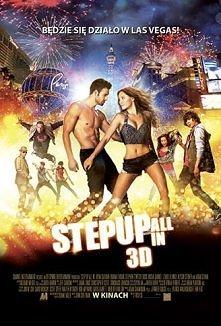 """"""" STEP UP 5 - ALL IN """"  Do rywalizacji we wnętrzach luksusowego hotelu Valhalla w Las Vegas przystąpią uwielbiani przez widzów uczestnicy wcześniejszych tanecznych tur..."""