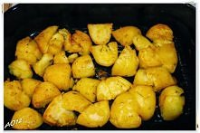Pyszne pieczone ziemniaczki wg Jamiego Olivera.