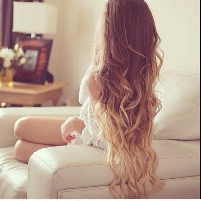#long hair #curly hair #hair #beautiful