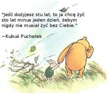 cytaty z kubusia puchatka Uwielbiam cytaty z Kubusia Puchatka ! ♥ na Teksty, cytaty i inne  cytaty z kubusia puchatka