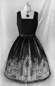 Strasznie mi się tak sukienka podoba D;