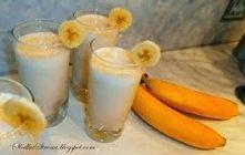 Shake! (dużoooo białka!!!)   Składniki (3 porcje) Banan 240 g Twaróg wiejski półtłusty 250 g Mleko spożywcze 3.5 % tłuszczu 345 g  Sposób przygotowania: 1Do wysokiego naczyna do...