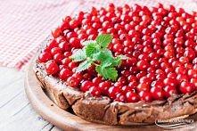 Banalnie proste i baaardzo pyszne ciasto z Nutellą. Przepis znajdziesz po kliknięciu na zdjęcie :)