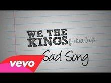 We The Kings - Sad Song (Lyric Video) ft. Elena Coats