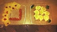kolacja przygotowana przez mojego narzeczonego <3