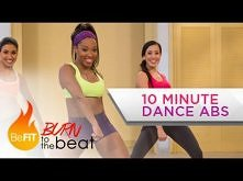 10 Minute Cardio Dance Abs ...