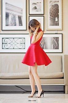 Red dress ♥