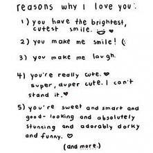 Reasons why I love N.