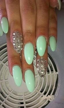 Co powiecie na takie manicure?