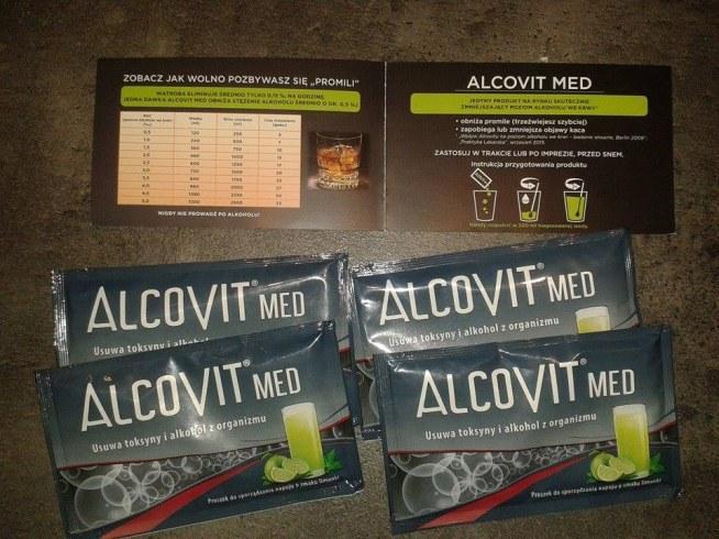 ALCOVIT MED - upominek za aktywność na fb :)  chcesz info o kampaniach, konkursach?   więcej na blogu test-it.blog.pl/