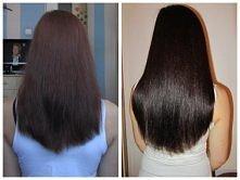2 lata intensywnej pielęgnacji włosów i pełno babyhair :)