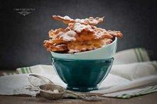 Cenci - włoskie faworki