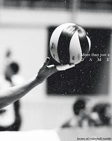 More than volleyball.More t...