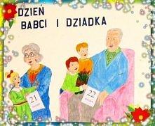 Z czasów dzieciństwa Dzień Babci kojarzy mi sie z robieniem laurek i wręczaniem ich Babciom i Dziadkom na akademii szkolnej. Przypomniał mi się przy tym pewien wierszyk:  Babcia...
