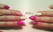 Quilted nails - Blondi Nails