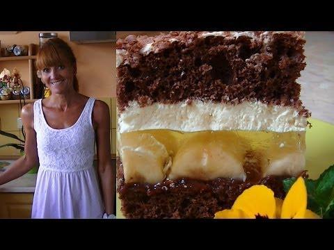 Przepyszne Ciasto Jamajka Tylko Tu Jamaica Cake