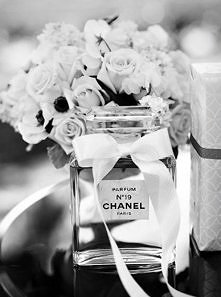 #Coco#Chanel#White#Roses#