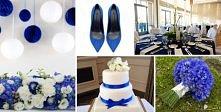 Chabrowy kolor - motyw przewodni przyjęcia ślubnego