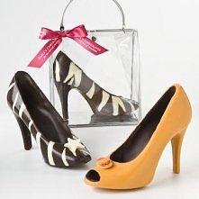 czekoladowe buciki