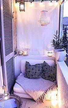 boski balkon !