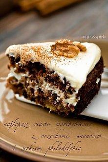 ciasto marchewkowe, najleps...