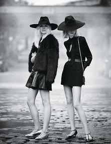 czarne zawsze w modzie