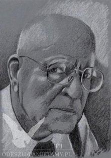 portret w ołówku