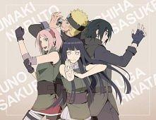 Team 7 & Hinata