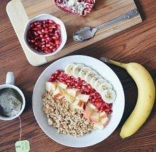 pomysł na śniadanie ;)